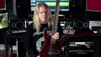 "SCHECTER GUITARS RELEASES NEW WEBISODE SERIES CALLED ""CONQUERING RIFFtopia"" FEATURING JEFF LOOMIS AND KEITH MERROW."