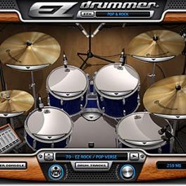 ToonTrack/EZ Drummer 2