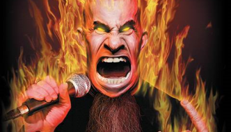 "SCOTT IAN's ""Swearing Words in Glasgow"" Tour DVD"