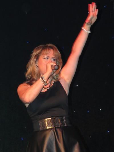 Sharon Lia RHO Performing