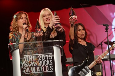 The Bangles Photo by Jesse Grant/Getty Images for NAMM