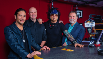 MÖTLEY CRÜE'S NIKKI SIXX SIGNS WITH SESAC