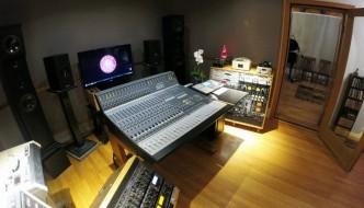 Audient ASP4816 Analogue Chic: Studio Bohemo