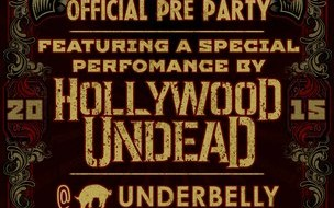 "HOLLYWOOD UNDEAD  UNVEILS NEW VIDEO FOR ""DAY OF THE DEAD"""