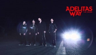 "ADELITAS WAY NEW EP ""DESERVE THIS"" OUT TODAY"