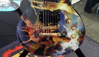 Metal and Horror Collide at Kirk Von Hammett's 2nd Annual Fear FestEvil
