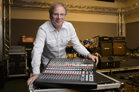 Jim Odom with the StudioLive CS18AI