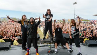 Nonpoint at UFest 2015