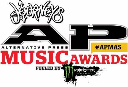 JOURNEYS ALTERNATIVE PRESS MUSIC AWARDS
