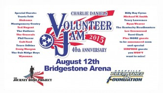 40th Annual Tennessee Volunteer Jam with Charlie Daniels and Friends