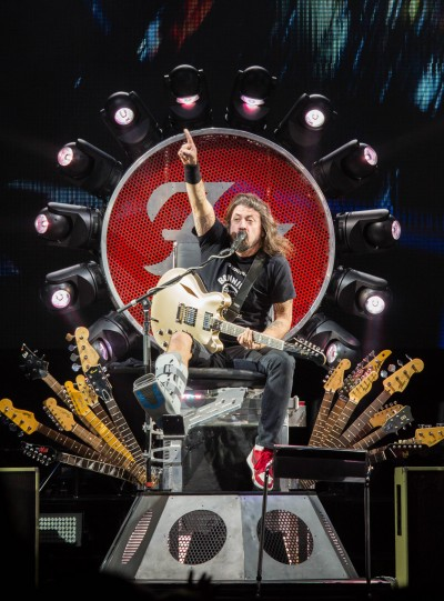 Foo Fighters Show Pittsburgh How to Rock