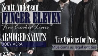 Scott Anderson Finger Eleven