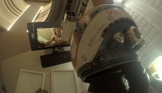 Legendary Hollywood Director Ridley Scott Incorporates GoPro into the Making  and Storyline of The Martian