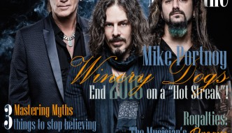 The Winery Dogs End 2015 on a 'Hot Streak'
