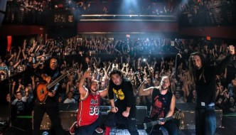 NONPOINT TOURING WITH DISTURBED IN 2016