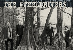 THE STEELDRIVERS' THE MUSCLE SHOALS RECORDINGS EARNS A GRAMMY NOMINATION