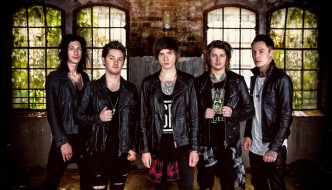 ASKING ALEXANDRIA On Tour In North America