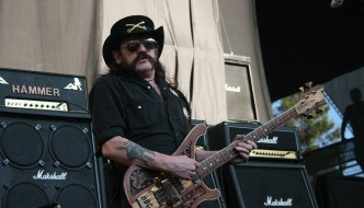 "Remembering Motörhead's, Ian ""Lemmy"" Kilmister"