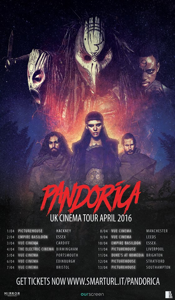 PandoricaFilmSchedule
