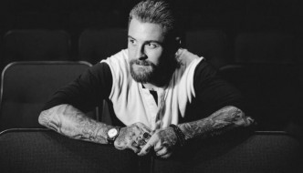 DAVEY MUISE of VANNA Joins SKATE FOR CHANGE