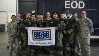 DROWNING POOL Kicks Off Fifth USO Tour in Support of Our Troops