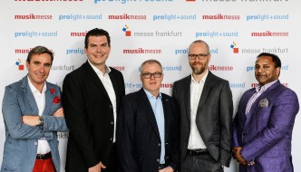 Concentrated expertise: new organisational structure for optimum interlinkage of Musikmesse and Prolight + Sound