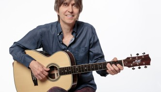 Texas Guitar Legend Eric Johnson Releases His First All-Acoustic Solo Album, 'EJ'
