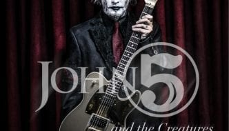 "World-Renowned Guitarist JOHN 5 Releases New Album ""Season of The Witch"""
