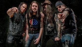 SALIVA ANNOUNCE – ONLY THE SICKEST SURVIVE TOUR 2017