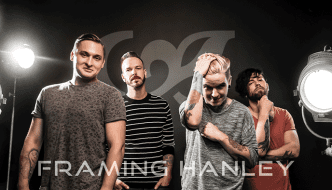 "FRAMING HANLEY SINGLE ""PUZZLE PIECES"""